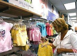 Plus-Sized Clothes for Kids Stirs Debate
