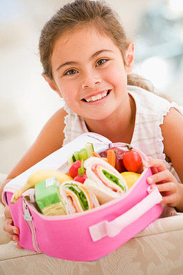 10 Easy, Healthy Lunchbox Ideas