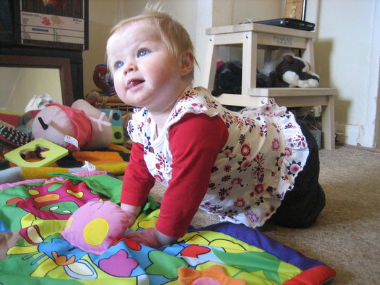 Babies on the Move: Rolling, Sitting and Walking