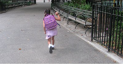 Should You Let Your Child Walk to School Alone?