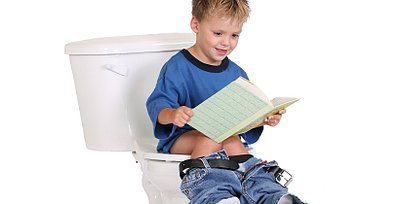 5 Great Potty Training Books