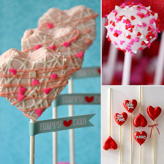 14 Valentine's Day Cake Pops For Your Lil Sweetheart
