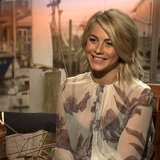 Julianne Hough Safe Haven Video Interview