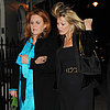 Kate Moss Celebrates Chinese New Year 2013