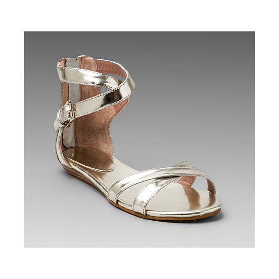 Sandals, approx $158, Rebecca Minkoff at Revolve