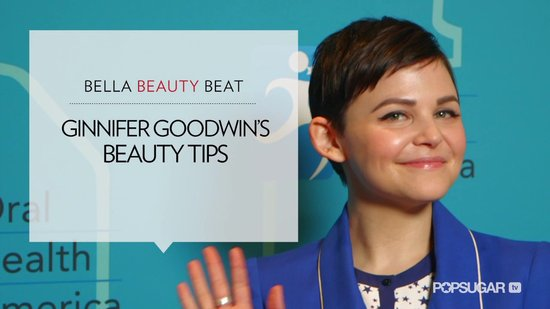 Ginnifer Goodwin on Making Her Own Shampoo and (Not) Growing Out Her Hair