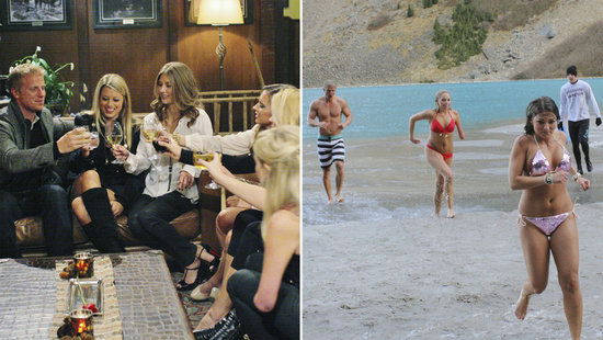 Video: The Bachelor Heads North — Sean's Polar-Bear Plunge, More Highlights!