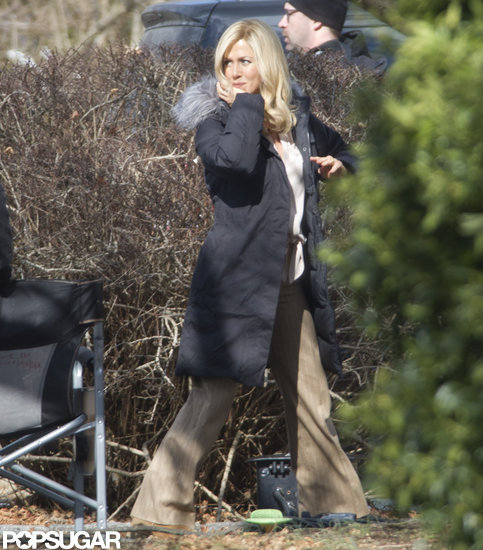 Jennifer Aniston filmed in Connecticut.