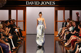 Miranda Kerr Returns to the Runway For David Jones