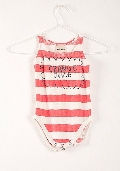 Striped Bodysuit ($39)