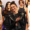 Miranda Kerr Walks in David Jones Fall/Winter 2013 Show
