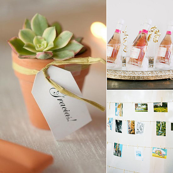 Waste Not, Want Not: 47 Wedding Favors People Will Actually Use
