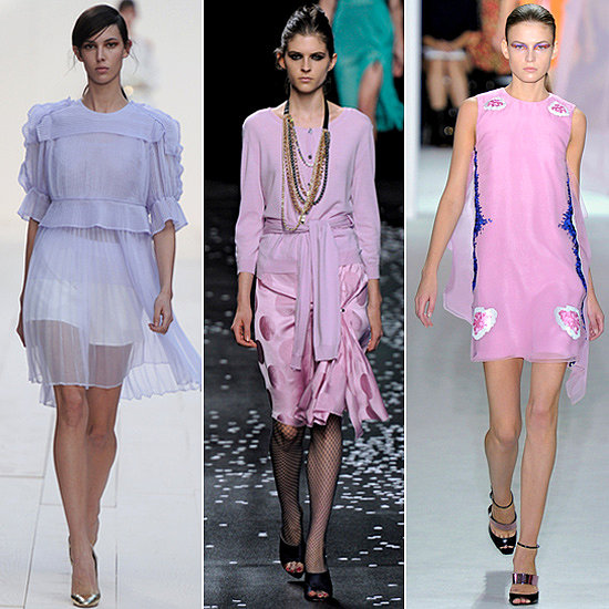 12 Ways to Make Lavender a Part of Your Early-Spring Wardrobe