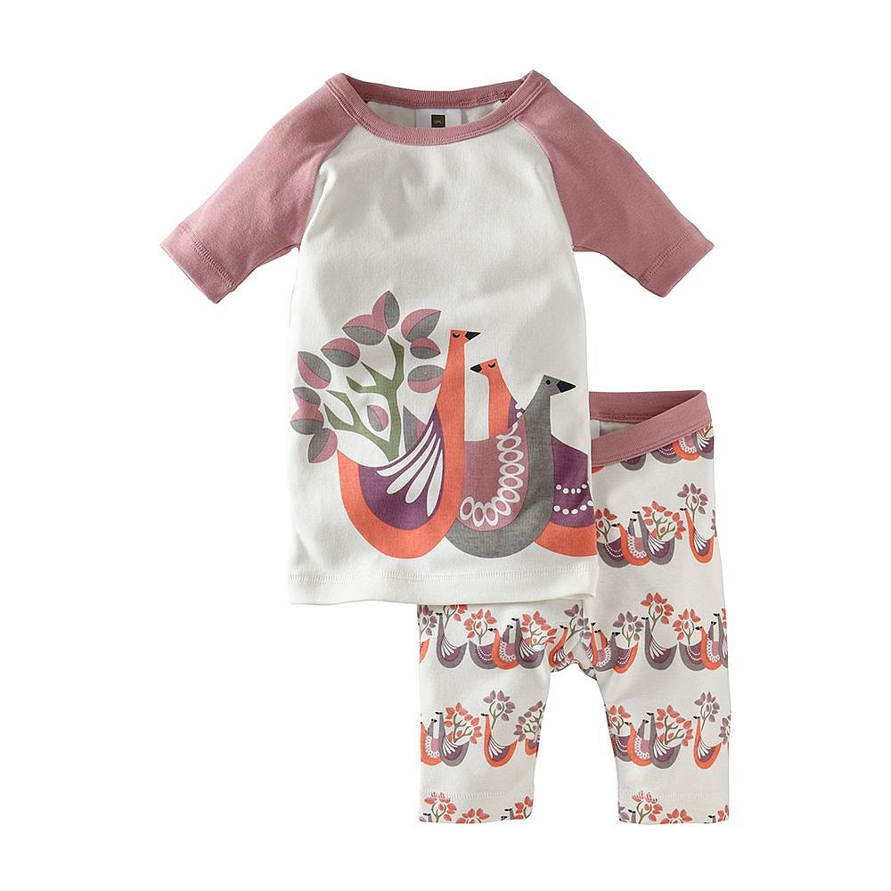 Tea Collection Bedtime Birds Pajamas