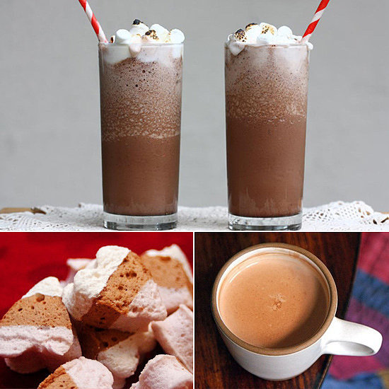 Come in From the Cold With 8 Kid-Friendly Hot Chocolate Treats