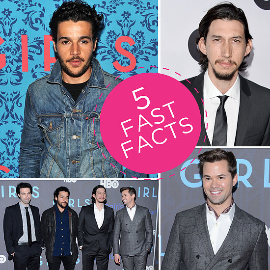 Everyone's Talking About The Guys From Girls — Here's What You Need To Know