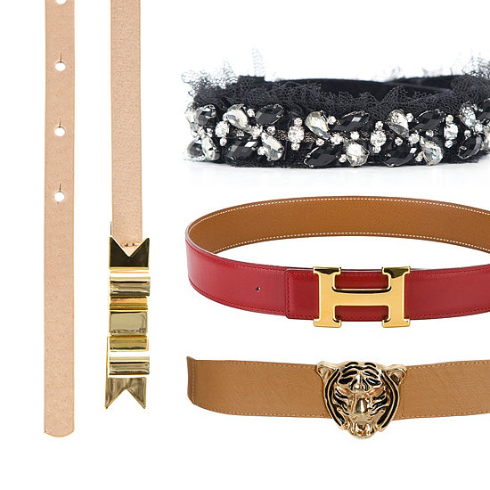 Accessory of the Week: Embellished Belts