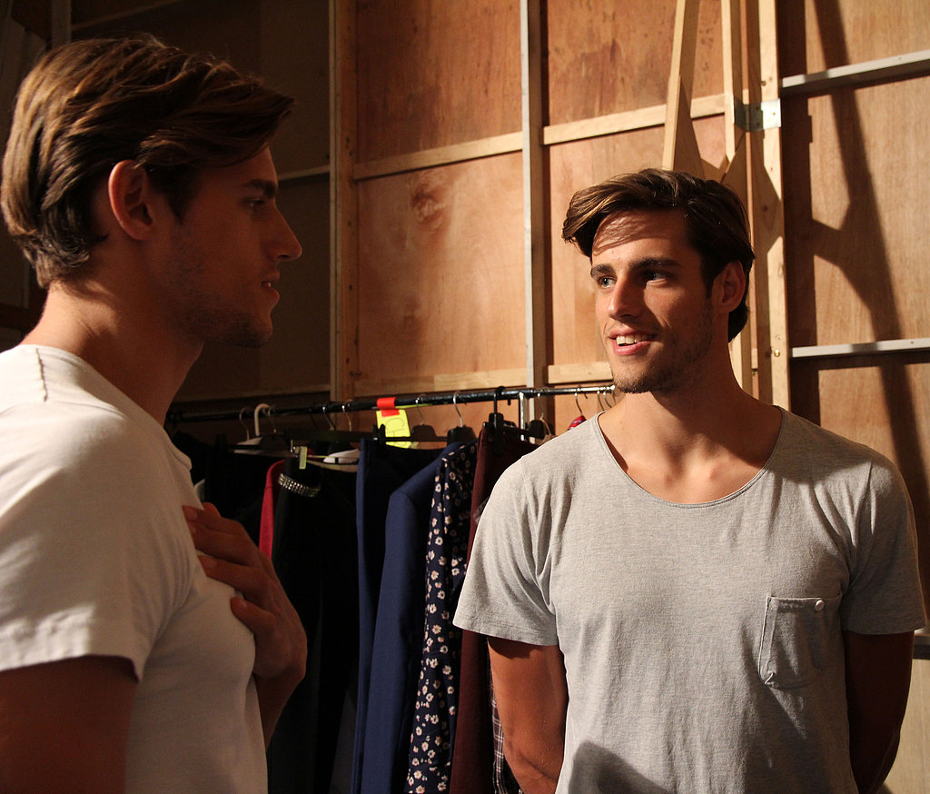 We had a good old chat to the Stenmark twins Zac and Jordan. And yes, they're as lovely as they are gorgeous. Swoon.