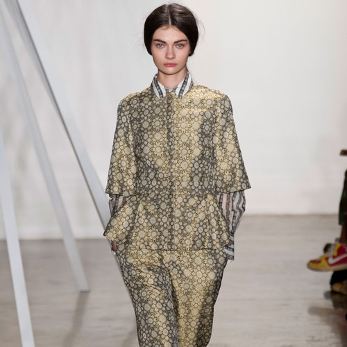 Suno Review | Fashion Week Fall 2013