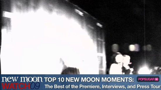 New Moon Watch '09: Top 10 New Moon Cast Moments