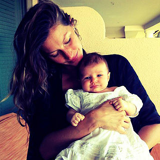 Gisele Bundchen: First Photo Of Baby Daughter Vivian Brady