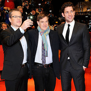 Matt Damon at the Berlin Premiere of Promised Land