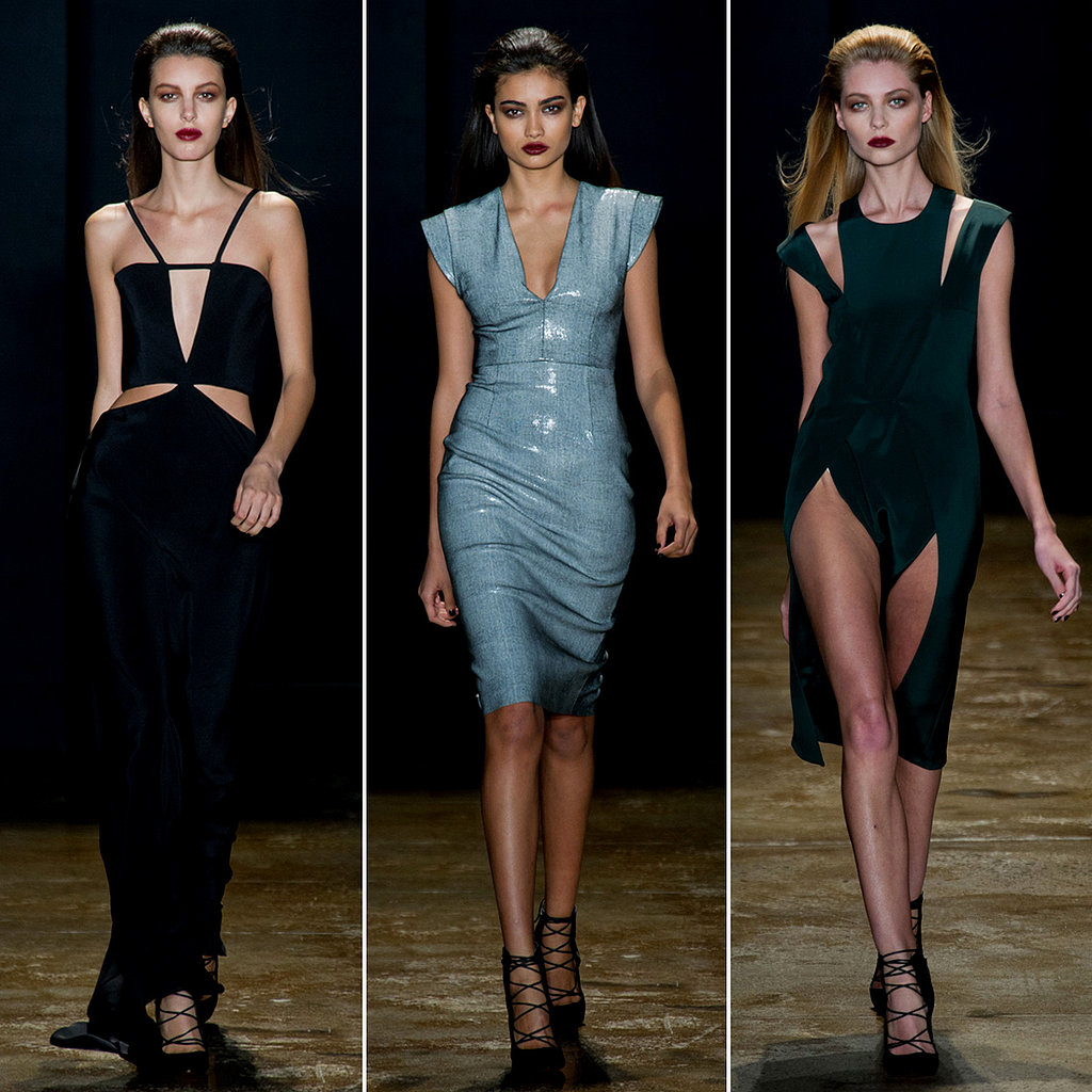 The Hands-Down Hottest Looks From Cushnie et Ochs Fall 2013