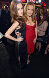 Zoey Deutch and Leah Thompson