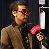 Christian Siriano Interview | Fashion Week Fall 2013 Video