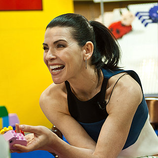 Interview With Julianna Margulies About Motherhood, Reading