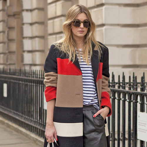 Street Style Snaps from London Fashion Week Day Two!