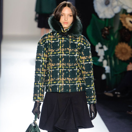 Mulberry Fall 2013 Runway