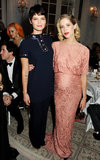 Pixie Geldof and Peaches Geldof