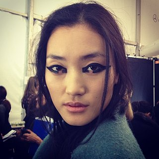 Instagram Pictures from Backstage at New York Fashion Week