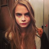 Model Cara Delevingne gave us hair envy — again!