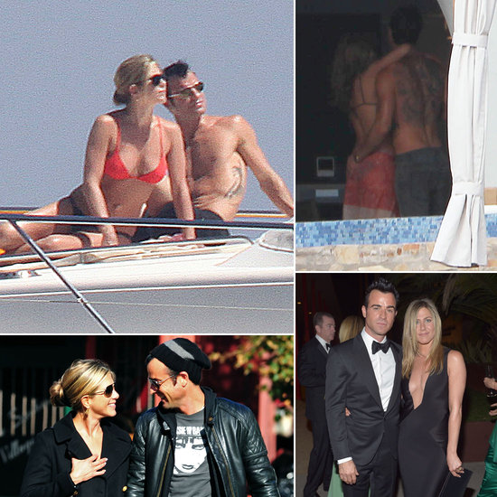 Birthday Girl Jennifer Aniston and Justin Theroux's Sweetest Pictures