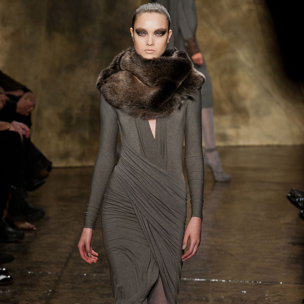 Donna Karan Runway | Fashion Week Fall 2013 Photos