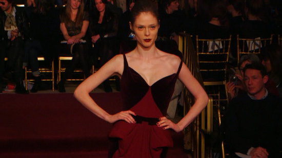 Watch Zac Posen's Oscar-Worthy Fall '13 Gowns in Action