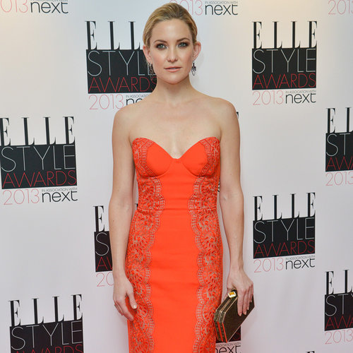 Elle Style Awards Red Carpet Dresses 2013