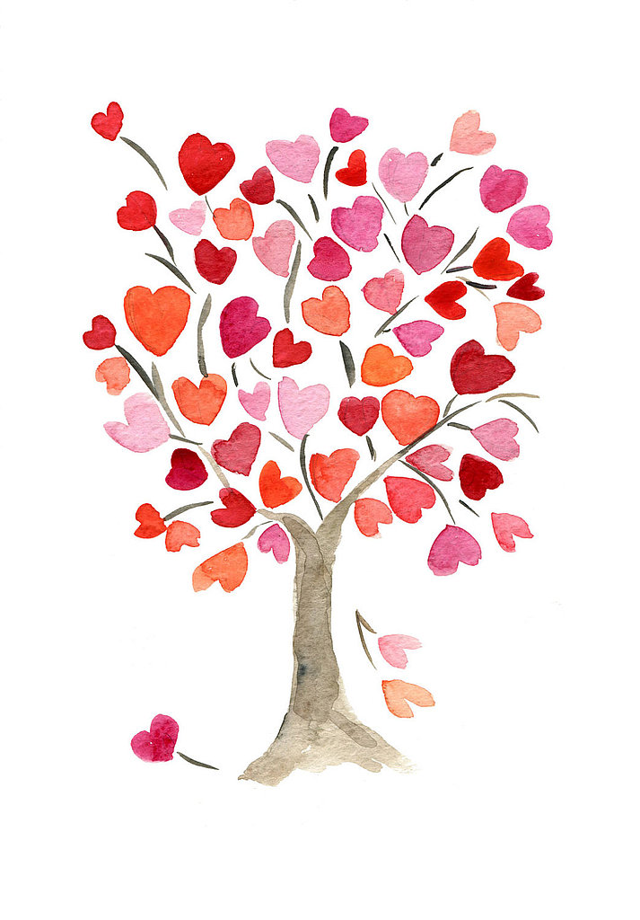 Heartful Tree