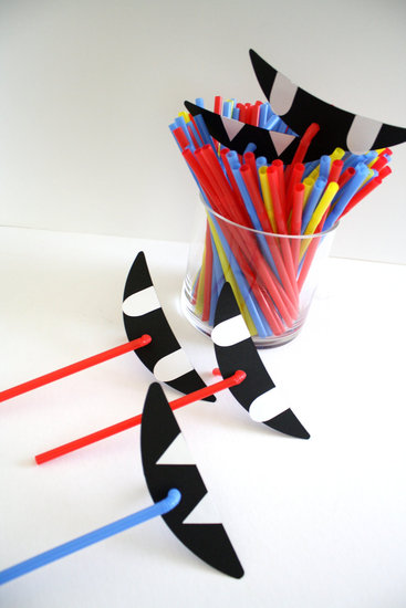 These monster mouth straws ($15) are the perfect mix of spooky and fun.