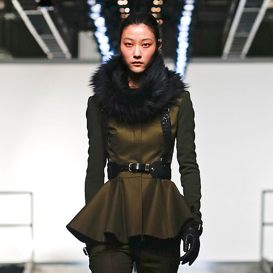 2013 Fall New York Fashion Week: Prabal Gurung