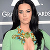 Pictures of Katy Perry at the 2013 Grammy Awards