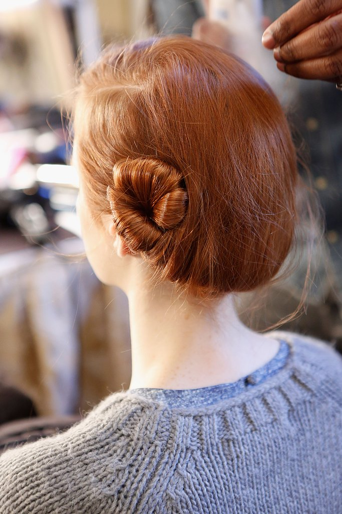 The Hair at Tory Burch, New York