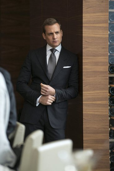 Harvey, Suits