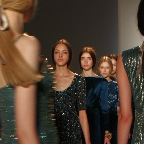 Jenny Packham Fall 2013 Runway | Video