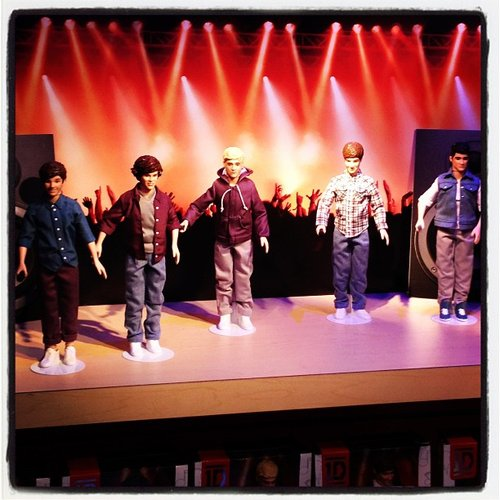 Hasbro's singing One Direction dolls are sure to be a hit!