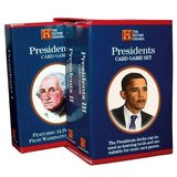 Presidents Card Game Set