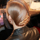 Honor Gives Cornrows a Feminine Twist For Fall
