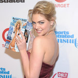 Kate Upton at Sports Illustrated Swimsuit Issue Launch Party